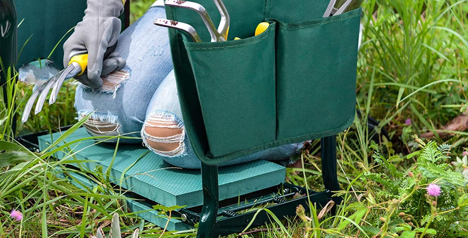 Comparatif pour choisir le meilleur agenouilloir de jardin