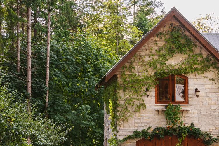 maison verte et durable